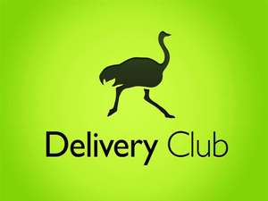 Delivery club 40%