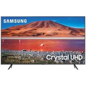 """Телевизор Samsung UE65TU7090U 65"""", SmartTV, 4K(промокод работает не во всех городах)"""