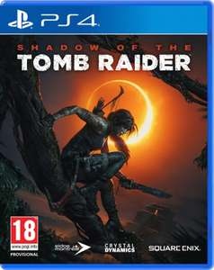 [PS4] Игра Shadow of the Tomb Raider