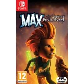 [Nintendo Switch] Max: The Curse of Brotherhood
