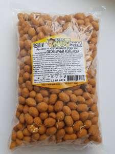 ХрустNUT арахис в хрустящей корочке Premium со вкусом охотничьих колбасок, 1000 г