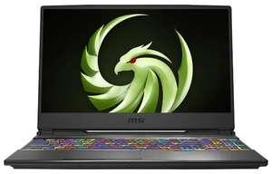 Ноутбук MSI -012XRU (9S7-16UK11-012) AMD Ryzen 5 4600H, SSD 512 ГБ, ОЗУ 8 Гб