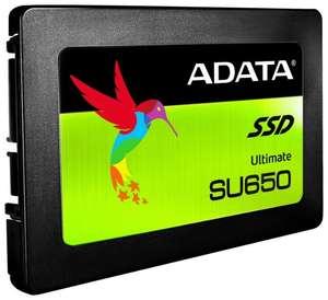 SSD накопитель ADATA 240 GB (Ultimate SU650 240GB (retail))