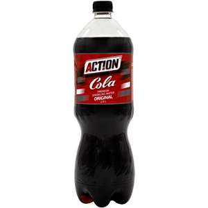 [Казань] Напиток б/а action cola 1.5 л.