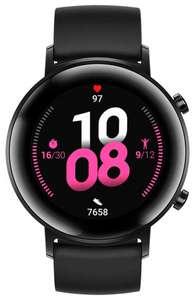 НЕАКТУАЛЬНО Смарт-часы Huawei Watch GT2 Diana-B19S 42мм (черный)