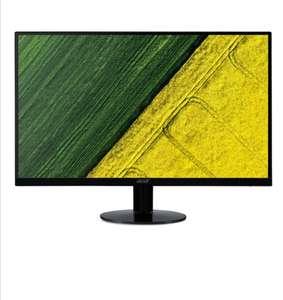 """[Краснодар] 27"""" Монитор Acer SA270Bbmipux, черный"""