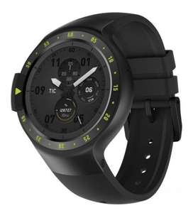 Умные часы Ticwatch S на WearOS (Android Wear)
