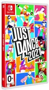 Игра для Nintendo Switch Just Dance 2021