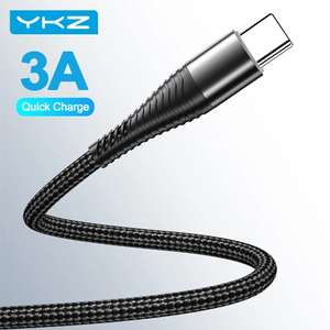 Кабель YKZ USB Type-c 1м