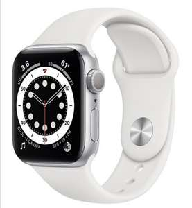 """Умные часы Apple Watch Series 6; 40 mm (+3000 бонусов Я. М.), +5% """"спасибами"""" (в описании)"""