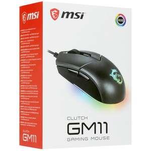 [МСК] Мышь MSI Clutch GM11