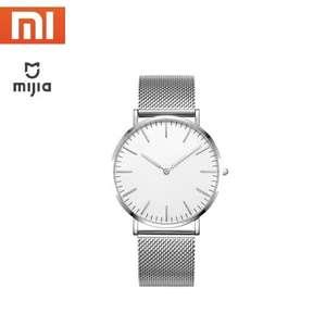 Тонкие кварцевые часы Xiaomi (5.5 мм) за 42.99$