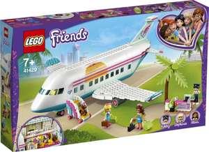 "Конструктор LEGO Friends 41429 ""Самолёт в Хартлейк Сити"" (+ 1946 баллов Я.Плюс)"