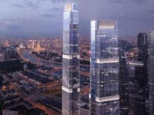 [МСК] Апартаменты в Neva Towers с отделкой