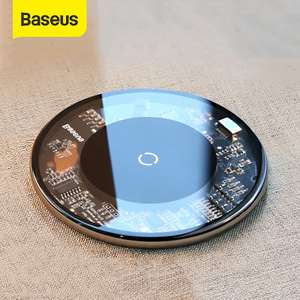 Беспроводное зарядное устройство Baseus Qi