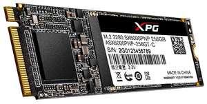 SSD (M2 NVMe) накопитель ADATA 256 GB (ASX6000PNP-256GT-C) + 630 баллов на Яндекс плюс
