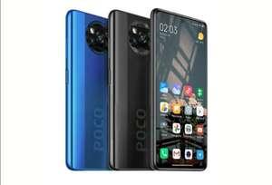 Смартфон Poco X3 NFC 128Gb + стекло