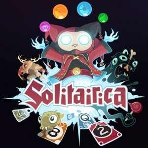 [PC] Solitairica бесплатно