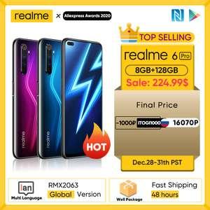 Смартфон realme 6 Pro 8+128 Гб (см. описание)