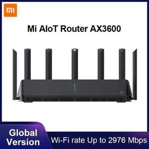 Роутер Xiaomi Mi AIoT AX3600 c Wifi 6
