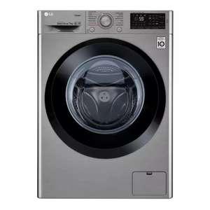LG узкая стиральная машина LG с функцией пара Steam F2J5HS6S