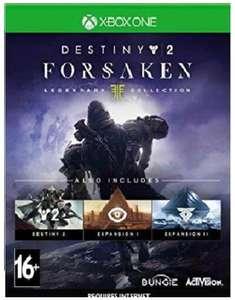 Игра Destiny 2: Forsaken. Legendary Collection (Xbox ONE + PS4 )