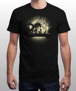 Все футболки по 6€ на qwertee