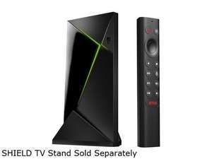 ТВ приставка NVIDIA SHIELD Android TV Pro