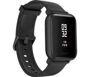 Умные часы Amazfit Bip Lite (черные)