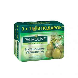 Мыло Palmolive 4 шт. x 90 г.
