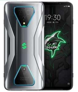 Смартфон Xiaomi Black Shark 3 (самый дешевый игровой смартфон на ЦПУ Snapdragon 865)