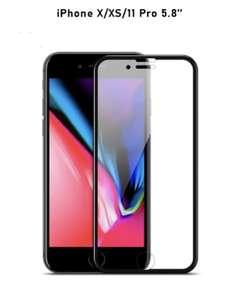 Защитное стекло Lemon Tree на iPhone X, XS, 11 pro