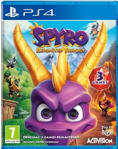 [PS4] Spyro Reignited Trilogy