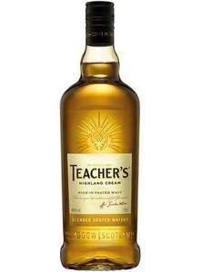 Виски шотландский TEACHER'S Highland Cream 0,7л