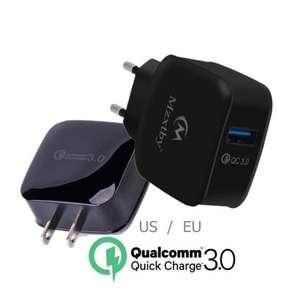 Быстрая зарядка Mzxtby Quick Charge 3,0  5V3A за 1.78$
