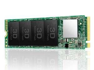 256 ГБ SSD диск Transcend M.2 NVME