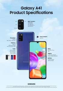 Samsung Galaxy A41 4/64Gb