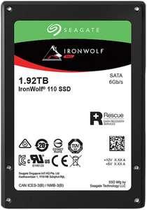 1,92 ТБ SSD диск Seagate IronWolf 110