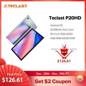Планшет Teclast P20HD 10,1 4+64 Гб