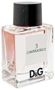 Туалетная вода Dolce & Gabbana 3 L'Imperatrice, 50 мл