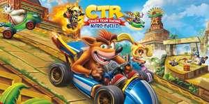 [Nintendo Switch] Crash Team Racing Nitro-Fueled бесплатный период до 5.01