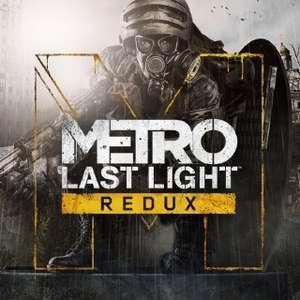 [PC] Metro: Last Light Redux бесплатно