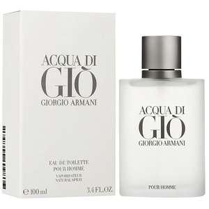 Туалетная вода Giorgio Armani Acqua di Gio Pour Homme EDT (100 мл)