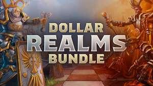 [PC] Dollar Realms Bundle: 11 классических игр для Steam + 2 DLC