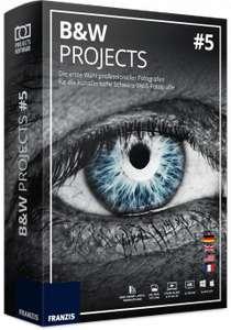 [PC] BLACK & WHITE Projects 5 (программа для редактирования фотографий)
