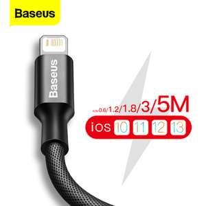 Кабель Baseus lighting для iPhone 0,25см