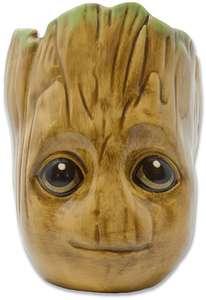 Кружка Baby Groot от Marvel 3D Sculpted Shaped Mug SCMG25438