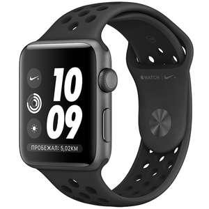 [Пермь] Смарт-часы Apple Watch S3 Nike+ 42mm Space Gray