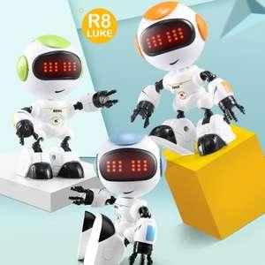 Интеллектуальный робот JJR / C R8 LUKE за 7.99$