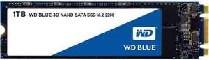 Внутренний SSD WD Blue 1Tb M.2